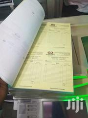 Receipt, Delivery Notes And Invoice Books Printing | Computer & IT Services for sale in Nairobi, Kileleshwa