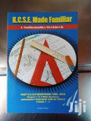 Kcse Maths Made Familiar | Books & Games for sale in Nairobi, Roysambu