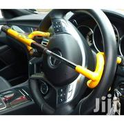 Anti-theft Double Hook Steering Wheel Lock | Vehicle Parts & Accessories for sale in Nairobi, Nairobi South