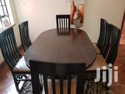 Dining Table With Six Chairs | Furniture for sale in Nairobi, Westlands