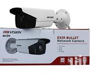 Hikvision Outdoor HD Poe Bullet IP Camera W/ 6mm Lens Night Vision | Cameras, Video Cameras & Accessories for sale in Nairobi, Nairobi Central