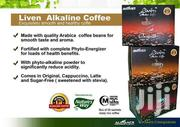 Liven Alkaline Coffee (Cappuccino) | Feeds, Supplements & Seeds for sale in Nairobi, Karen