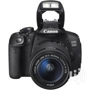 Canon 700D Camera With 18-55mm Lens | Cameras, Video Cameras & Accessories for sale in Nairobi, Nairobi Central