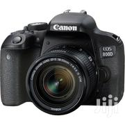 Canon 800D DSLR Camera With 18-55mm Lens | Photo & Video Cameras for sale in Nairobi, Nairobi Central