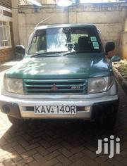 Mitsubishi Pajero IO 1999 Green | Cars for sale in Nairobi, Nairobi Central