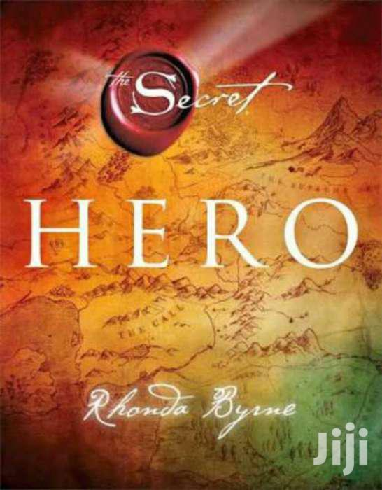 The Hero -the Secret By Rhonda Byrne