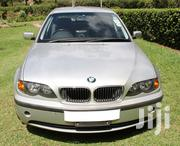BMW 318i 2002 Silver | Cars for sale in Kiambu, Limuru Central