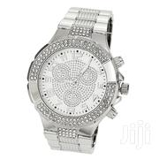 Techno Trend Chunky Large Iced Out Bling Hip Hop Watch | Watches for sale in Mombasa, Majengo