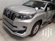 New Toyota Land Cruiser Prado 2012 Silver | Cars for sale in Mombasa, Shimanzi/Ganjoni