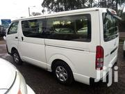 New Toyota HiAce 2012 White | Buses & Microbuses for sale in Kiambu, Township C