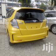 Honda Fit 2012 Sport Yellow | Cars for sale in Mombasa, Shimanzi/Ganjoni