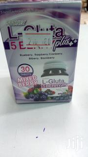 L Gluta Plus Mixed Berry Tablets | Vitamins & Supplements for sale in Nairobi, Nairobi Central