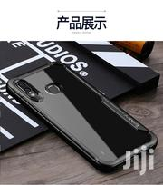 Samsung A10s Silicone Clear Back Cover, Black   Accessories for Mobile Phones & Tablets for sale in Nairobi, Nairobi Central