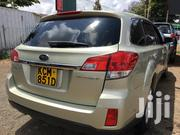 Subaru Outback 2011 2.5i Limited Gold | Cars for sale in Nairobi, Nairobi Central