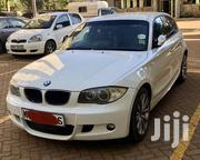 BMW 116i 2008 White | Cars for sale in Nairobi, Mountain View