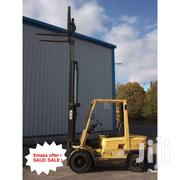 EX UK Diesel Folklift 2007 Yellow | Heavy Equipments for sale in Nairobi, Parklands/Highridge