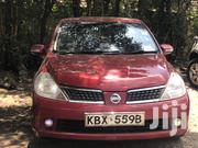 Nissan Tiida 2006 Red | Cars for sale in Nairobi, Kilimani