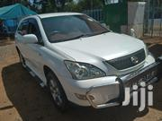 Toyota Harrier 2008 Silver | Cars for sale in Uasin Gishu, Kapsoya