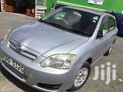 Toyota Allex 2004 Silver   Cars for sale in Nairobi, Embakasi