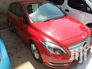 New Mercedes-Benz B-Class 2012 Red | Cars for sale in Mombasa, Tudor
