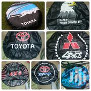 Spare Wheel Covers | Vehicle Parts & Accessories for sale in Nairobi, Nairobi South