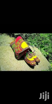 African Wear (Ankara Shoes) | Shoes for sale in Nairobi, Mutuini