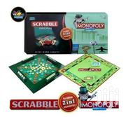 2-in-1 Monopoly & Scrabble Set | Books & Games for sale in Nairobi, Nairobi Central