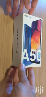 New Samsung Galaxy A50 128 GB Blue   Mobile Phones for sale in Mombasa, Bamburi