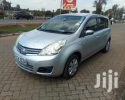 New Nissan Note 2012 1.4 Silver | Cars for sale in Nairobi, Ngara