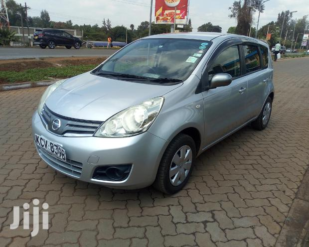 Archive: New Nissan Note 2012 1.4 Silver