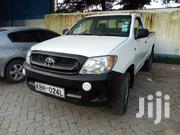 Toyota Hilux 2010 White | Cars for sale in Mombasa, Tudor