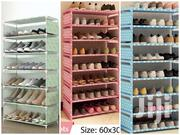 Canvas Shoe Racks Big | Home Accessories for sale in Nairobi, Nairobi Central