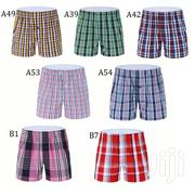 Plaid Top Quality 6pcs Checked Boxers | Clothing for sale in Nairobi, Kasarani