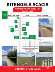 Plots for Sale | Land & Plots For Sale for sale in Kajiado, Kitengela