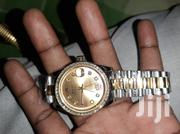 Rolex Oyster Perpetual Iced Out Gold And Silver Elegant Lady Watch | Watches for sale in Nairobi, Nairobi Central