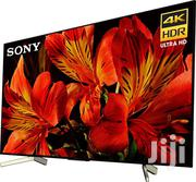 New 65 Inch Sony Smart 4k Uhd Android Tv 65x9000f Cbd Shop Call Now | TV & DVD Equipment for sale in Nairobi, Nairobi Central