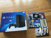 Sony Playstation 4 PS4 Pro 1TB (Black) Bundle | Video Game Consoles for sale in Mombasa, Kadzandani
