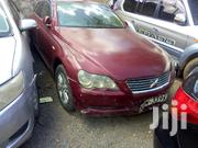 Toyota Mark X 2005 Red | Cars for sale in Nairobi, Kahawa West