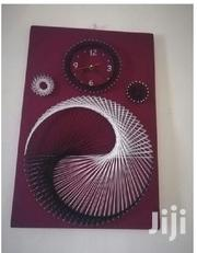 Wall Art With a Clock | Home Accessories for sale in Kiambu, Township C