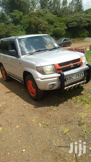 Mitsubishi Pajero IO 2002 Gray | Cars for sale in Nairobi, Karen