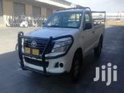 New Toyota Hilux 2013 White   Cars for sale in Nairobi, Parklands/Highridge