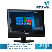 New Desktop Computer Lenovo 4GB Intel Core i5 HDD 500GB | Laptops & Computers for sale in Nairobi, Nairobi Central
