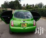 Nissan March 2006 Green | Cars for sale in Nairobi, Nairobi Central