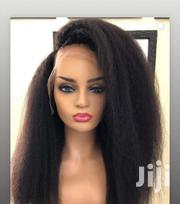 Kinky Straight Full Lace Wig   Hair Beauty for sale in Nairobi, Nairobi Central