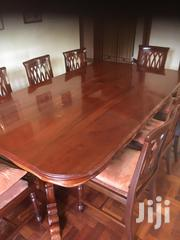 Dinning Table With 8 Chairs | Furniture for sale in Nairobi, Westlands
