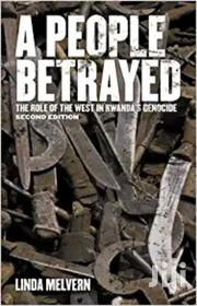 A People Betrayed-linda Melvern | Books & Games for sale in Nairobi, Nairobi Central