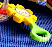 Fisher Price Brand Name! Bright Yellow Flower Rattle/ With Mirror! | Toys for sale in Nairobi, Kileleshwa