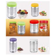 Plastic PET Food Storage Packaging Container Jars - 10 Pcs | Kitchen & Dining for sale in Nairobi, Nairobi Central