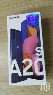 New Samsung Galaxy A20s 32 GB Red | Mobile Phones for sale in Mombasa, Majengo