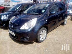 Nissan Note 2012 1.4 Green